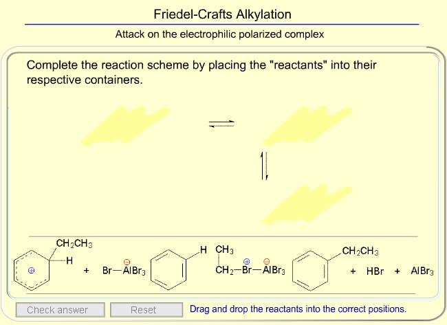 Reactions of Aromatic Compounds (overall) - Chemgapedia